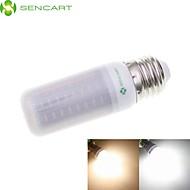 billige Kornpærer med LED-SENCART 4stk 1 W 50-120 lm E14 / G9 / GU10 LED-kornpærer 72 LED perler SMD 4014 Vanntett / Dekorativ Varm hvit / Kjølig hvit 220-240 V / 110-130 V / 4 stk. / RoHs