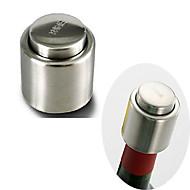 vácuo de aço inoxidável rolhas de vinho vinho tinto garrafa de armazenamento rolha plugue tampa de garrafa selada