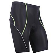 KORAMAN Cykelshorts med indlæg Herre Cykel Shorts Forede shorts Underdele Cykeltøj Anatomisk design Ultraviolet Resistent Støv-sikker