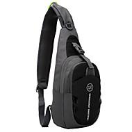 Omuz çantası Göğüs Çantası için Kamp & Yürüyüş Tırmanma Koşma Plecaki sportowe Su Geçirmez Taşınabilir Giyilebilir Çok Fonksiyonlu Koşu