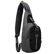 5 L Shoulder Bag Chest Bag for Camping / Hiking Climbing Running Sports Bag Waterproof Portable Wearable Multifunctional Running Bag