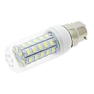 E14 G9 GU10 E12 E26 E26/E27 B22 LED-kornpærer T 48 leds SMD 5730 Varm hvit Kjølig hvit 600lm 3000-6500K AC 85-265V