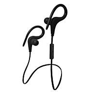 tanie Sprzęt i akcesoria fitness-Słuchawki Bluetooth / Bezprzewodowe słuchawki sportowe / Ster / Słuchawki douszne Odporny na pot, Magnetyczne stereo, Redukcja hałasu Bieganie, Fitness, Siłownia iOS, Android Bluetooth 4.0 Biały