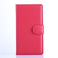 のために Nokiakケース ウォレット / カードホルダー / スタンド付き ケース フルボディー ケース ソリッドカラー ハード PUレザー NokiaNokia Lumia 1520 / Nokia Lumia 1320 / Nokia Lumia 1020 /