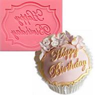 السليكون المطاط 3D كعكة Cupcake فطيرة الخبز العفن أدوات خبز