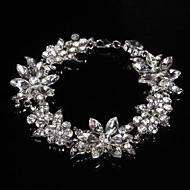 Kadın's Temiz Zincir Bilezikler Mücevher Gümüş Uyumluluk Düğün Parti Özel Anlar Doğumgünü Nişan Doğum Dünü