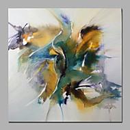 Handgeschilderde Abstract Dieren Modern Pastoraal Eén paneel Canvas Hang-geschilderd olieverfschilderij For Huisdecoratie