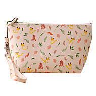 Unisex Bags PU Cosmetic Bag for Wedding Event/Party Shopping Casual Sports Formal Outdoor Office & Career Professioanl Use Winter Spring