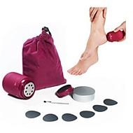Corpo Completo / Pé Massajador Elétrico Rolando Estimula a reciclagem de sangue Controlo da Variável de Velocidade Plastic #(1 set)