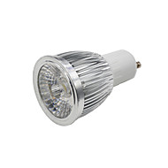 5W E14 GU10 GU5.3(MR16) GX5.3 B22 E26/E27 LED-spotpærer MR16 1PCS leds COB 250-300lm Varm hvit Kjølig hvit Warm White/2800-3200K Cool
