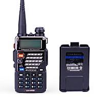 Håndholdt Digital FM-radio Lader og adapter Stemmekommando Strømskifter høy/lav Type walkie-talkie LCD-display CTCSS/CDCSS 1,5-3 km