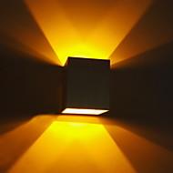 billige Vegglamper-Vegglampe Omgivelseslys 1 Integrert LED Moderne / Nutidig galvanisert