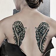 billiga Temporära tatueringar-Tatueringsklistermärken Totemserier tecknad serie Tecknat Dam Herr Vuxen Tonåring Blixttatuering tillfälliga tatueringar