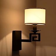 tanie Kinkiety Ścienne-Modern / Contemporary Lampy ścienne Na Metal Światło ścienne 110-120V 220-240V 40WW