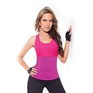 Hot Neoprene Body Shaper T- Shirts Vest Thermo Slimming