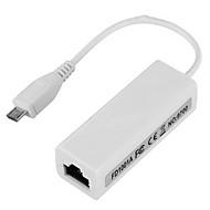 preiswerte Netzwerk Tester & Werkzeug-Micro-USB-RJ45-Ethernet-Adapter