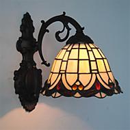 billige Vegglamper-Tiffany Vegglamper Metall Vegglampe 110-120V / 220-240V Max 60W