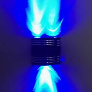 tanie Kinkiety Ścienne-BriLight Nowoczesny / współczesny Metal Światło ścienne 90-240V 3 W / LED zintegrowany