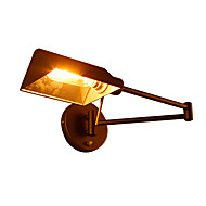 billige Vegglamper-Moderne / Nutidig Vegglamper Til Metall Vegglampe 220V 110V 60W