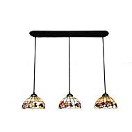 tanie -3 światła Lampy widzące Downlight Inne Metal Muszlowy Styl MIni 110-120V / 220-240V Nie zawiera żarówek / E26 / E27
