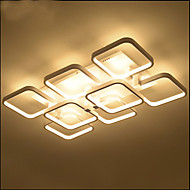 Rectangular Atmospheric Creative Lamp LED Ceiling lamps