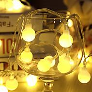 10 m led lichtslingers met 80led bal ac220v vakantie decoratie lamp festival lichten buitenverlichting