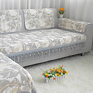 billige Hjemmetekstiler-Overtrekk til sofa , Chenille Stofftype slipcovere