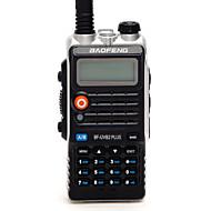 billige Walkie-talkies-BAOFENG Håndholdt Digital BF-UVB2 PLUSFM-radio Lader og adapter Stemmekommando Strømskifter høy/lav Type walkie-talkie LCD-display