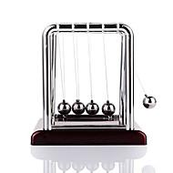 מיני שולחן העבודה של ניוטון עריסה קלאסית ניוטון עריסה איזון כדורים מדע הפסיכולוגיה פאזל צעצוע