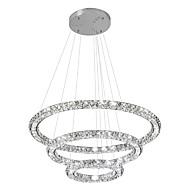 billige Takbelysning og vifter-Anheng Lys Omgivelseslys - Krystall, LED, 110-120V / 220-240V, Varm Hvit / Kald Hvit, LED lyskilde inkludert / 10-15㎡ / Integrert LED