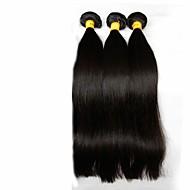 人間の髪編む マレーシアンヘア ストレート ヘア織り