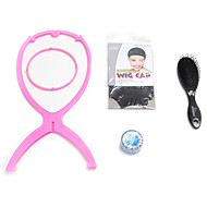 cheap Tools & Accessories-Keratine Wig Stands Wig Caps Adhesive Tapes Wig Brushes & Combs Wig Accessories Adhesive Tapes 4