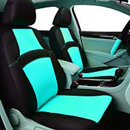 CARPASS Чехлы на автокресла Чехлы для сидений Черный / синий / Черный и зеленый / Оранжевый и черный Общий for Универсальный