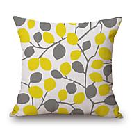 kom Pamuk / Posteljina Navlaka za jastuk, Geometrijski oblici Grafike Ležerne prilike Modern/Comtemporary