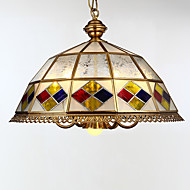 cheap Pendant Lights-Pendant Light Downlight - Mini Style, Tiffany Traditional / Classic Retro, 110-120V 220-240V Bulb Not Included