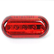 billige Sykkellykter og reflekser-Sykkellykter Baklys til sykkel LED - Sykling Enkel å bære Advarsel LED Lys Annen 10 Lumens Sykling