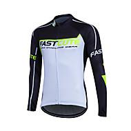 Fastcute Biciklistička majica Muškarci Žene Dječji Uniseks Dugih rukava Bicikl Sportska majica Biciklistička majica Majice Odjeća za