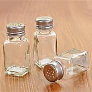 1 מִטְבָּח זכוכית שייקרים ומטחנות