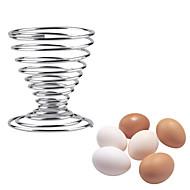 Monteringsstativ For for Egg Rustfritt stål Kreativ Kjøkken Gadget