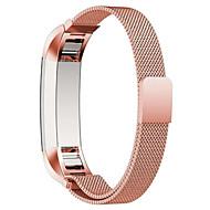 Pogledajte Band za Fitbit Alta Fitbit Preklopna metalna narukvica Nehrđajući čelik Traka za ruku