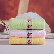 Frisse stijl Was Handdoek,Borduurwerk Superieure kwaliteit 100% Katoen Gebreid Handdoek
