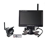 billiga Parkeringskamera för bil-Backkamera - till Kompatibel med alla bilmärken - 1/4-tums CCD-sensor - 170° - 480 tv-linjer