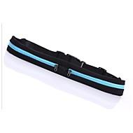 Csomag derékra Cell Phone Bag Belt Pouch mert Kerékpározás/Kerékpár Futás Sportska torba Vízálló Többfunkciós Telefon/Iphone Lopásgátló