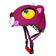 BAT FOX キックスケーター/ スケートボード/ ローラースケート用ヘルメット 子供用 ヘルメット CE Certification 調整可 マウンテン 保護 青少年 のために マウンテンサイクリング ロードバイク レクリエーションサイクリング サイクリング