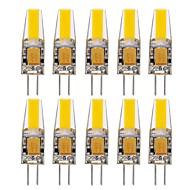 tanie Więcej Kupujesz, Więcej Oszczędzasz-1.5W G4 Żarówki LED bi-pin T 1 Diody lED COB Wodoodporne Dekoracyjna Ciepła biel Zimna biel Naturalna biel 150-200lm 3000-6000K DC 12 AC