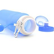 Waterfles Enkel Kunststoffen voor