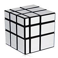Rubiks terning Shengshou Spejlterning 3*3*3 Let Glidende Speedcube Magiske terninger Puslespil Terning Professionelt niveau Hastighed Spejl Klassisk & Tidløs Børne Voksne Legetøj Drenge Pige Gave