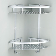 1PC Newfangled  Aluminum At Home Commodity Guesthouse Balneal Grogshop Shelf