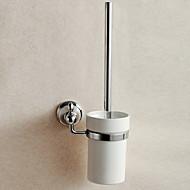 화장실 브러쉬 홀더 욕실 제품 / 거울 광택 콘템포라리
