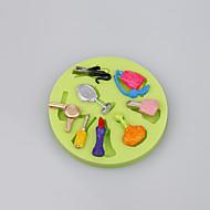 ieftine Ustenside de copt-Instrumente de coacere Silicon Ecologic / Măsurătoare / O noua sosire Tort / Biscuiți / Cupcake Materiale pentru torturi